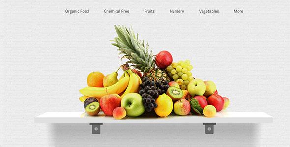 Best Organic OpenCart Template