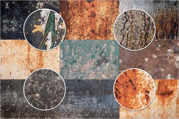 Best Rust Textures Design