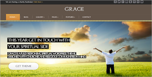 Best Spiritual WordPress Theme