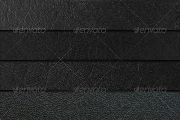 Black Leather Texture Design