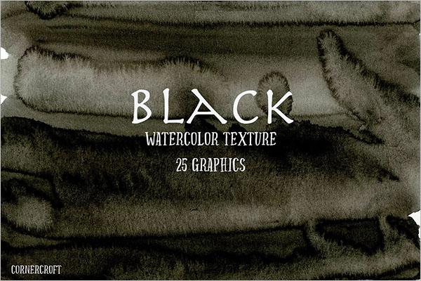 Black Texture Background HD