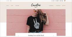 Blog Post WordPress Theme