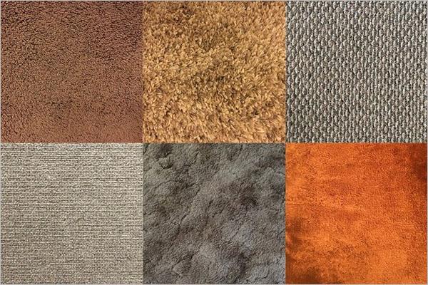 Carpet Flooring Design Texture