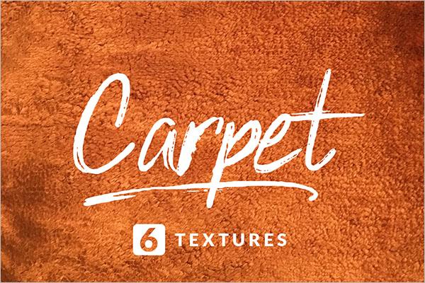 Carpet Texture Vector Design