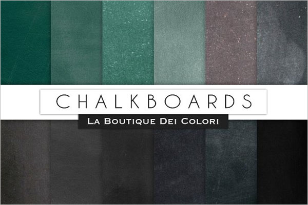 Chalkboard Texture Design