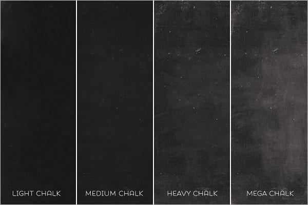 Chalkboard Texture Illustrator