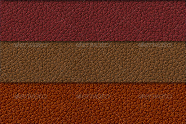 Colored Leather Textures