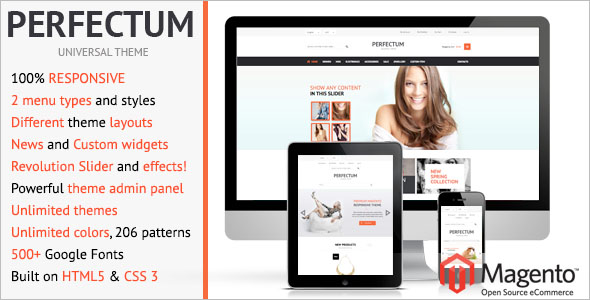 Community Magento Absolute Theme