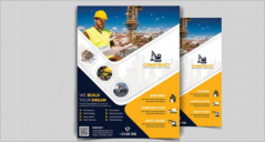32+ Construction Flyer Templates