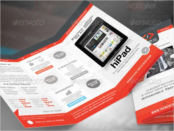 Creative Brochure Design For Real Estate