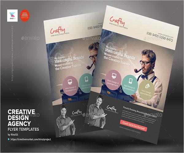 Creative Brochure Design Template