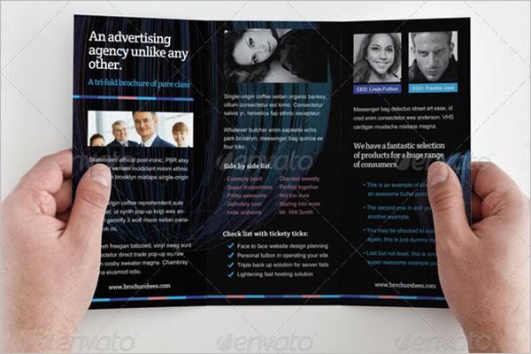 Creative Brochure Folds