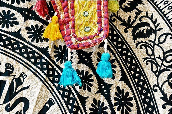 Creative Carpet texture Design
