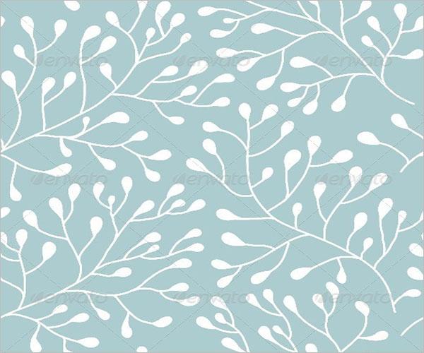 Creative Floral Wallpaper Texture
