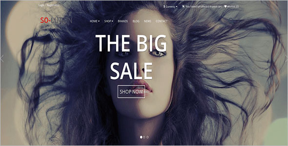 Creative OpenCart Marketplace Template