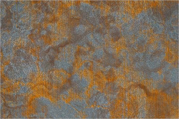Creative Rusty Metal Texture Design