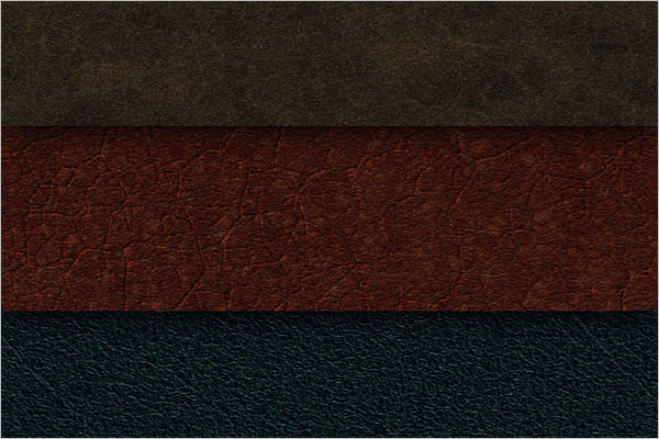 Customized Leather Texture Design