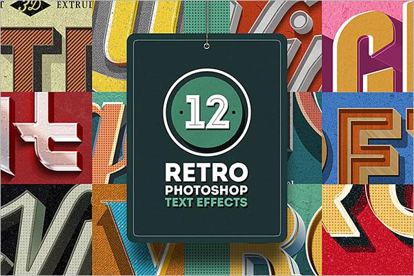 Digital Vintage Graphic Design