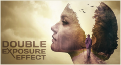 35+ Double Exposure Poster Designs