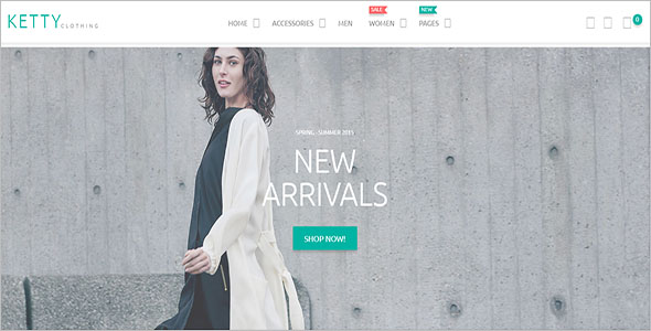 Download Magento Shopping Cart Theme