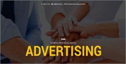 Drupal Advertising Theme