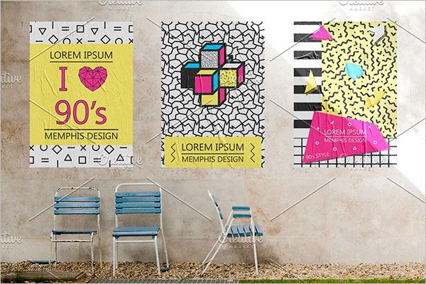 Easy Graphic Poster Design Ideas