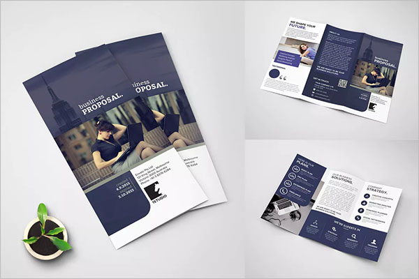 Editable Brochure Template