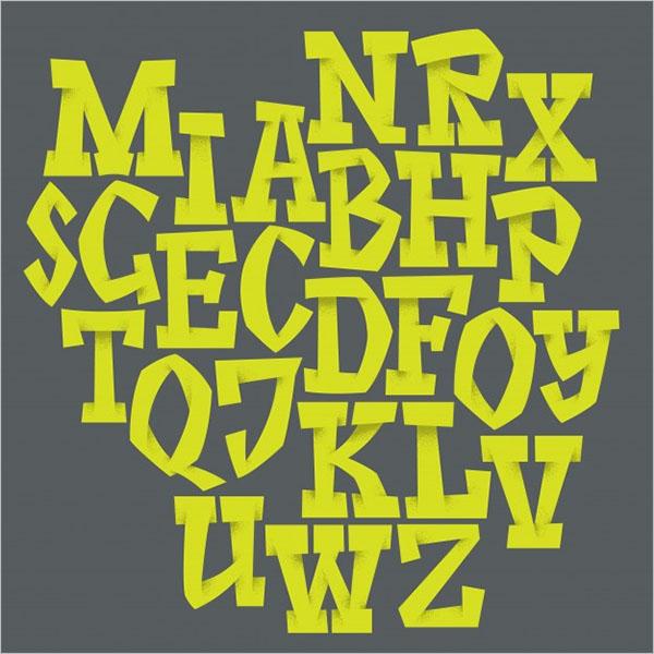 Editable Font For Designers
