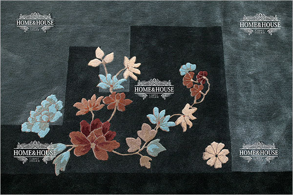 Elegant Carpet Texture Design