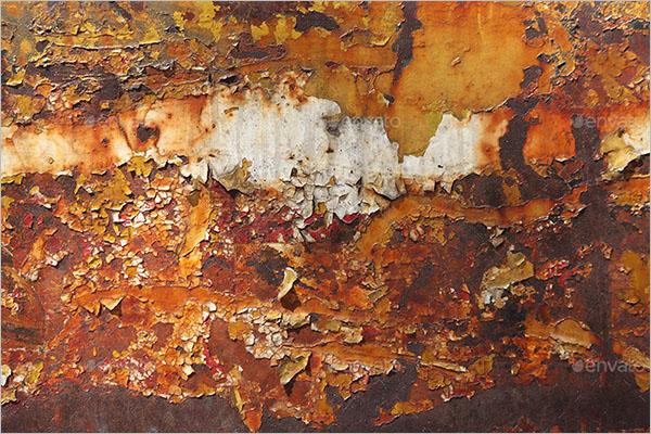 Elegant Rusted Metal Textures