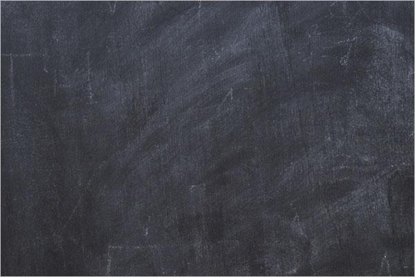 Empty School Board Texture Template