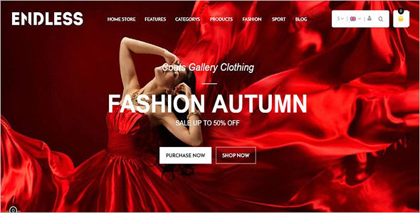 Fashion Magento 2 Theme