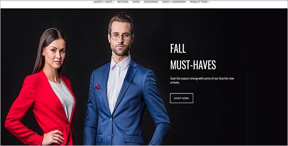 Fashion Magento Theme