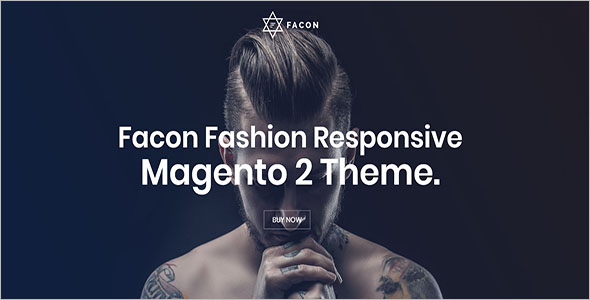Fashion Responsive Magento 2 Theme