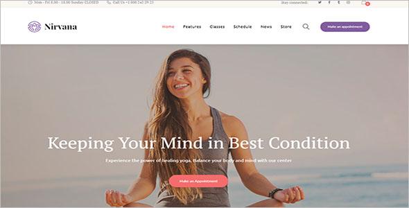 Flexible Spiritual WordPress Theme