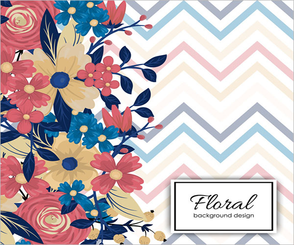 Free Floral Wallpaper Texture