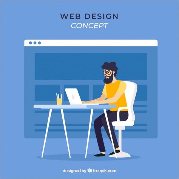 Free Graphic Web Design