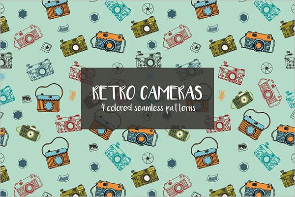 Free Retro Seamless Textures