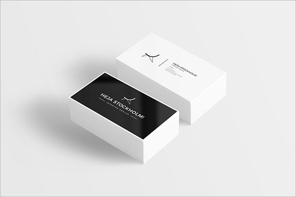 Free Staples Business Card Template