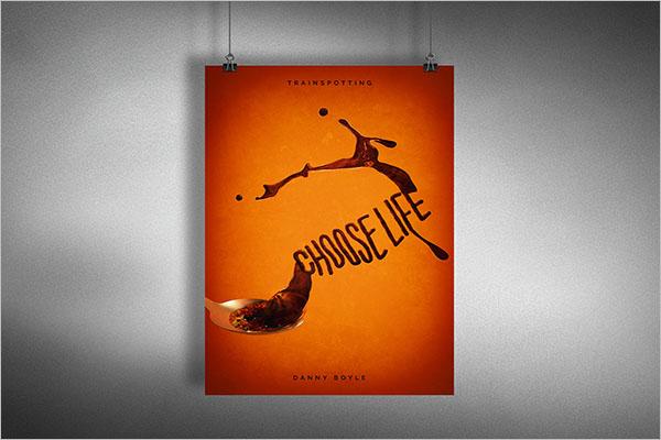 Free Typography Poster Design