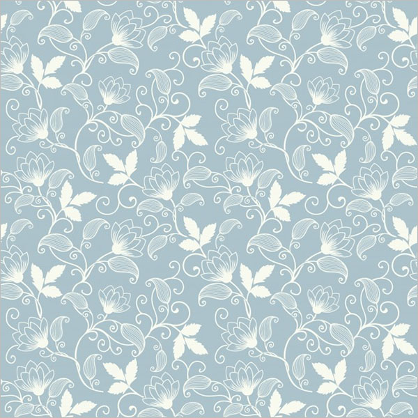 Free Vintage Floral Texture