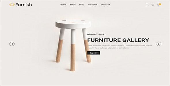 Furniture WordPress Theme Download