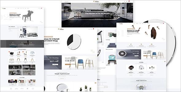 Furniture WordPress Theme Nulled
