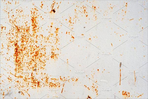 Grainy Rust Texture Template