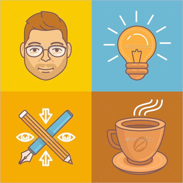 Graphic Design Iconography