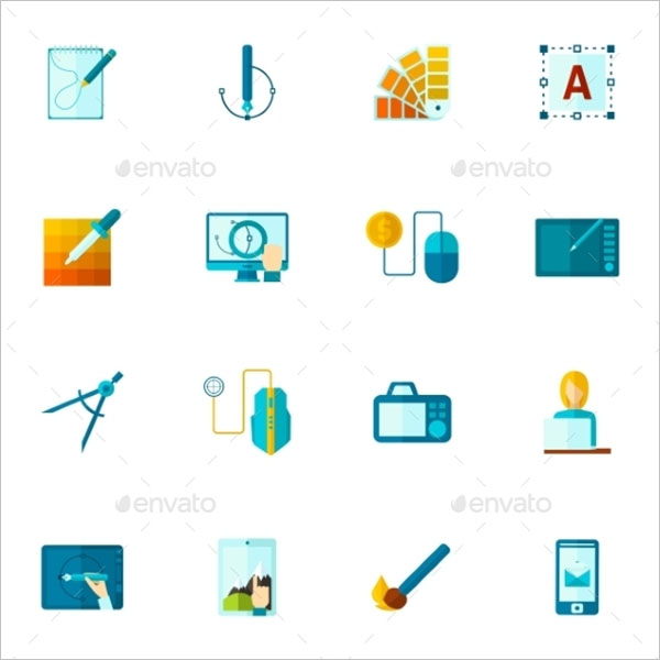Graphic Design Icons Download