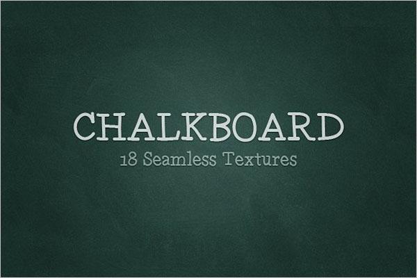 Green Chalkboard Texture Design