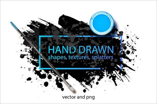 Hand Drawn Vector Design