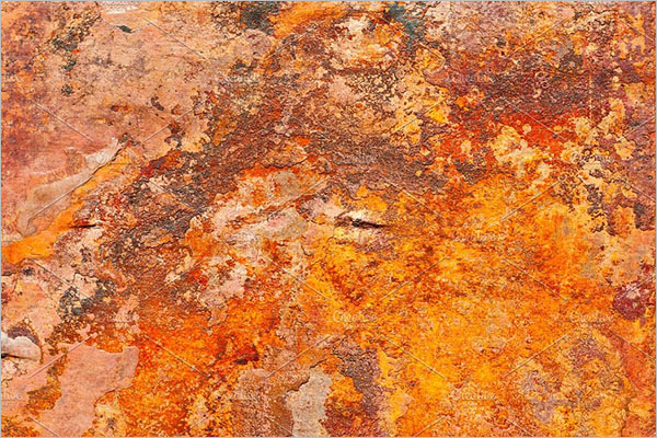 Iron Ore Texture Template