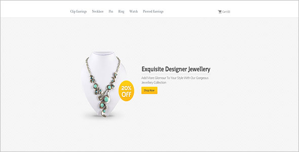 Jewelry Opencart Responsive Template